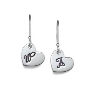 Monogram Earrings