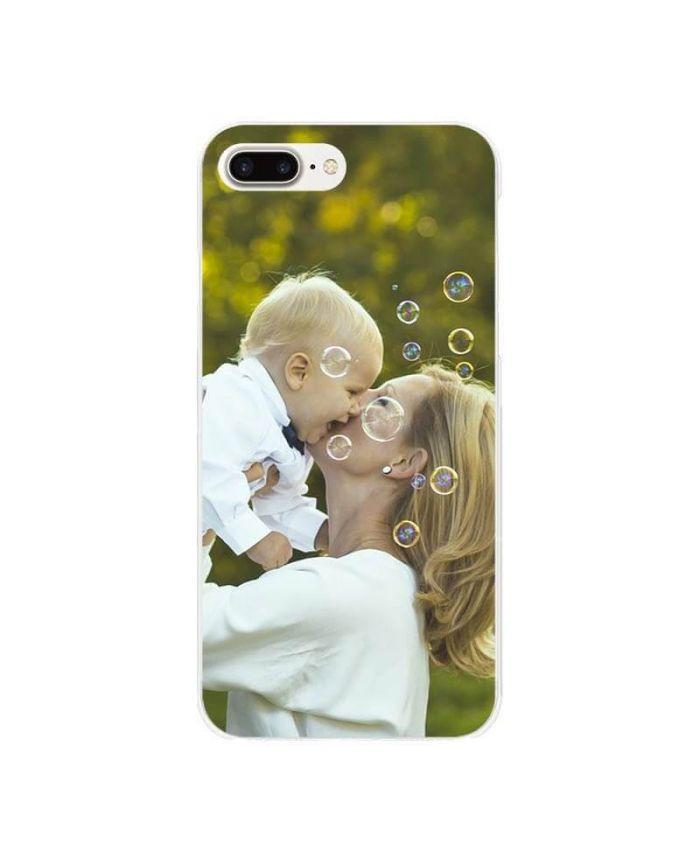 innovative design 05da9 6a1b1 iPhone 7 Plus / 8 Plus - Hard Case - Transparent