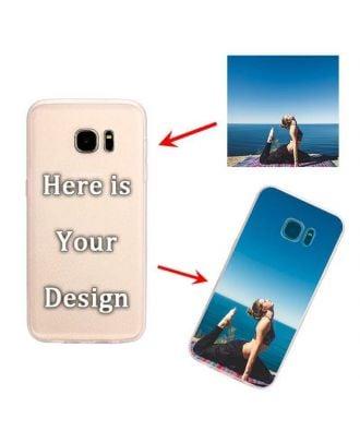 Custom Soft Case for Samsung Galaxy S7 Edge   My Design List