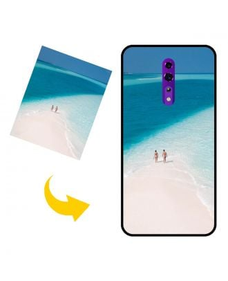 Custom Made OPPO Reno Z Phone Case with Your Photos, Texts, Design, etc.