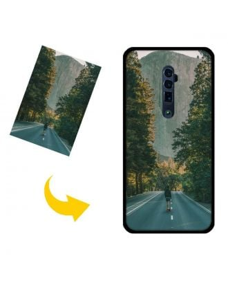 Personalized OPPO Reno 10 Z00M Phone Case with Your Photos, Texts, Design, etc.