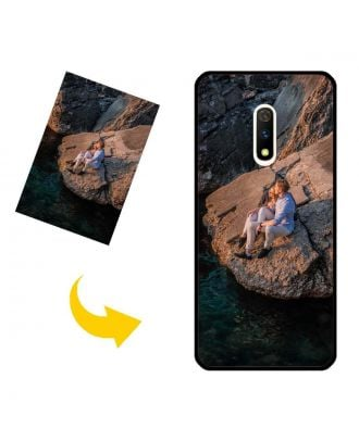 Personalized OPPO Realme X/K3 Phone Case with Your Photos, Texts, Design, etc.