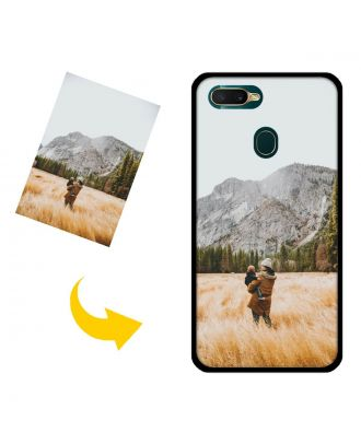 Personalized OPPO A7 /A5s Phone Case with Your Photos, Texts, Design, etc.