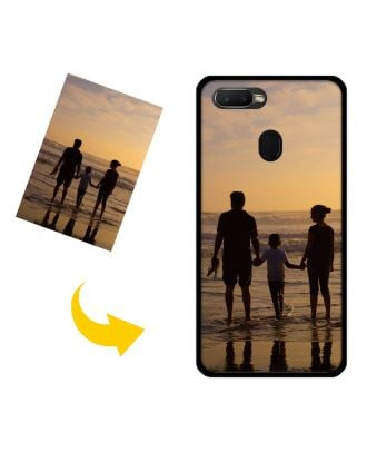 Customized OPPO A7X Phone Case with Your Photos, Texts, Design, etc.