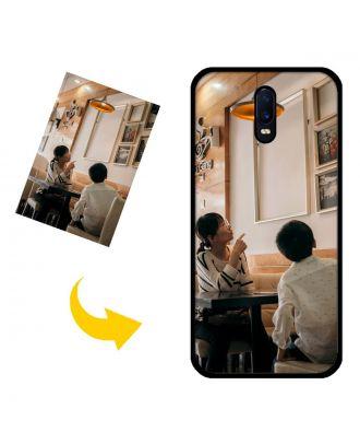 Funda para teléfono OPPO R17 personalizada con sus fotos, textos, diseño, etc.