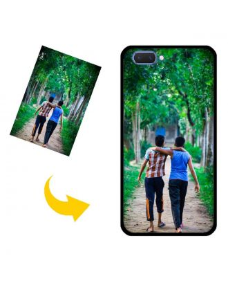 Customized OPPO A5 /A3s Phone Case with Your Photos, Texts, Design, etc.