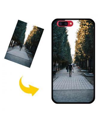 Estuche para teléfono OPPO R11 personalizado con sus propias fotos, textos, diseño, etc.