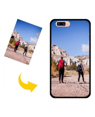Customized OPPO R11 Plus Phone Case with Your Own Photos, Texts, Design, etc.