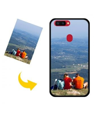 Custom Made OPPO R11s Phone Case with Your Own Photos, Texts, Design, etc.