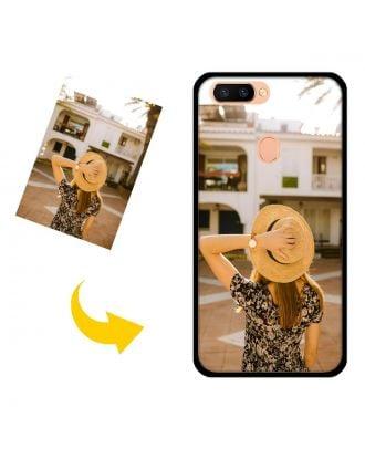 Estuche para teléfono OPPO R11s Plus personalizado con sus fotos, textos, diseño, etc.