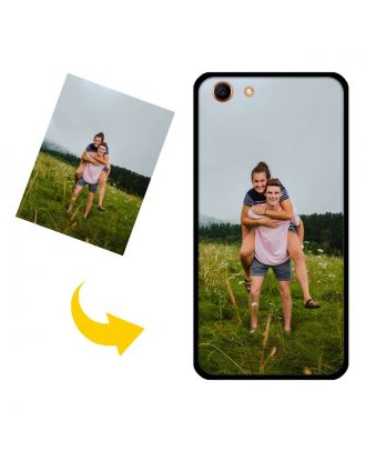 Customized OPPO A83 / A1 Phone Case with Your Own Design, Photos, Texts, etc.