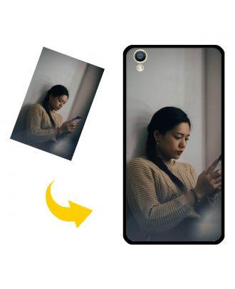 Індивідуальний чохол для телефону OPPO R9 Plus із вашими фотографіями, текстами, дизайном тощо