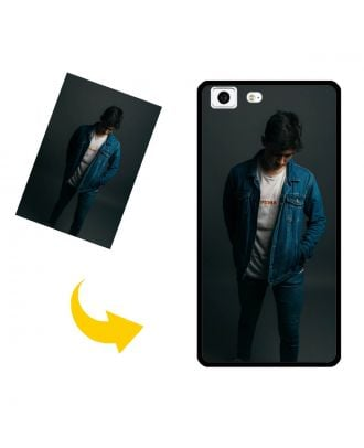 Personalized OPPO R5 Phone Case with Your Own Design, Photos, Texts, etc.