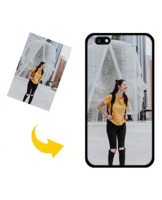 Personalized OPPO A77 Taiwan Version Phone Case with Your Own Photos, Texts, Design, etc.