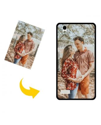Custom OPPO A51 Phone Case with Your Photos, Texts, Design, etc.