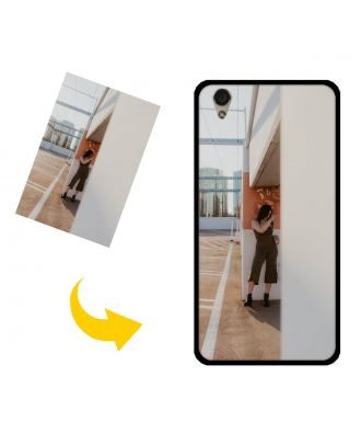 Personalized OPPO A37 Phone Case with Your Photos, Texts, Design, etc.