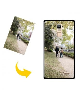 Custom Made OPPO R7 Plus Phone Case with Your Photos, Texts, Design, etc.