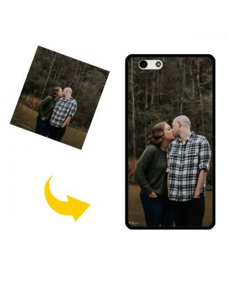Personalized OPPO R8 207 Phone Case with Your Own Photos, Texts, Design, etc.