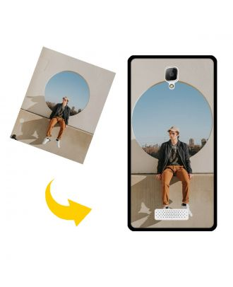 Customized OPPO R831 Phone Case with Your Own Design, Photos, Texts, etc.