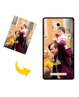 Estuche para teléfono OPPO X9007 personalizado con sus fotos, textos, diseño, etc.