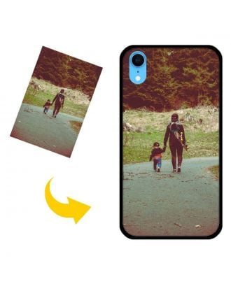 Customized iPhone  XR Phone Case with Your Photos, Texts, Design, etc.