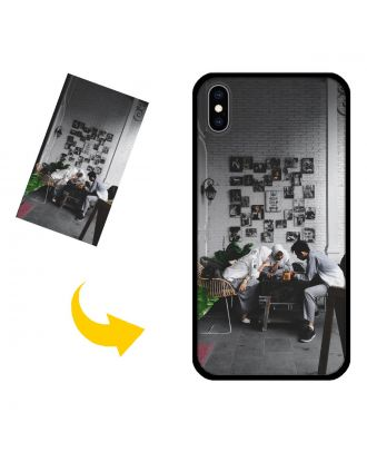Personalized iPhone  Xs Max Phone Case with Your Photos, Texts, Design, etc.