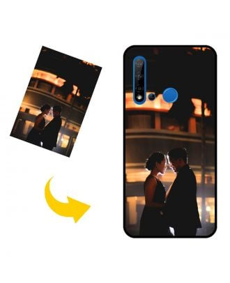 Customized HUAWEI Nova 5i Phone Case with Your Photos, Texts, Design, etc.