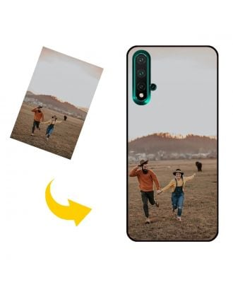Customized HUAWEI Nova 5 Pro / Nova 5 Phone Case with Your Own Design, Photos, Texts, etc.