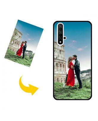 Skræddersyet HUAWEI Honor 20-telefonsag med dine egne fotos, tekster, design osv.