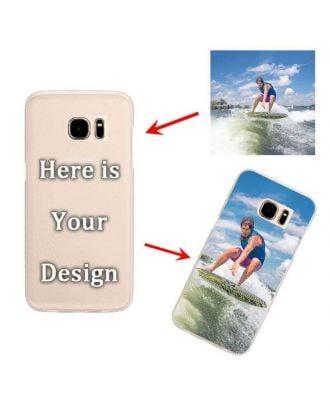 Create Your Own Custom Case for Samsung Galaxy S7 Edge   Matte Hard Case