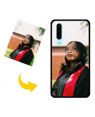 Customized HUAWEI P30 Phone Case with Your Own Design, Photos, Texts, etc.