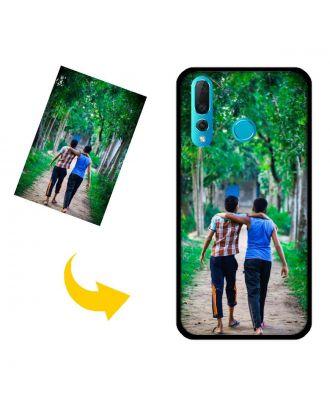 Custom HUAWEI Nova 4 Phone Case with Your Own Photos, Texts, Design, etc.