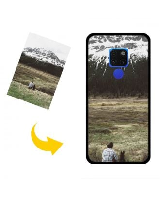 Custom HUAWEI Mate 20 Phone Case with Your Own Design, Photos, Texts, etc.