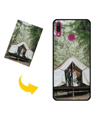 Personalized HUAWEI Enjoy 9 Plus Phone Case with Your Own Photos, Texts, Design, etc.