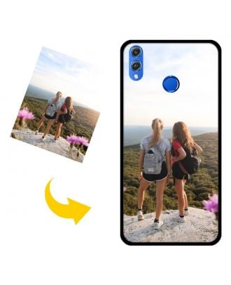 Custom HUAWEI Honor 8X Phone Case with Your Own Photos, Texts, Design, etc.