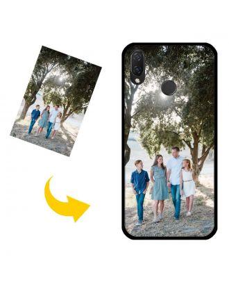 Футляр для телефону HUAWEI Nova 3i з власними фотографіями, текстами, дизайном тощо.