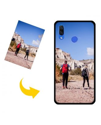Personalized HUAWEI Nova 3 Phone Case with Your Own Design, Photos, Texts, etc.