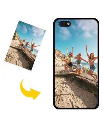 Custom Made HUAWEI Play 7 Phone Case with Your Own Photos, Texts, Design, etc.