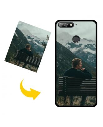 Personalized HUAWEI Enjoy 8E Phone Case with Your Photos, Texts, Design, etc.