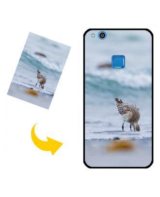 Capa de telefone personalizada da edição da juventude de HUAWEI Nova com suas próprias fotos, textos, projeto, etc.