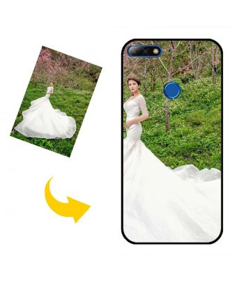 Custom HUAWEI Enjoy 8 Phone Case with Your Own Photos, Texts, Design, etc.
