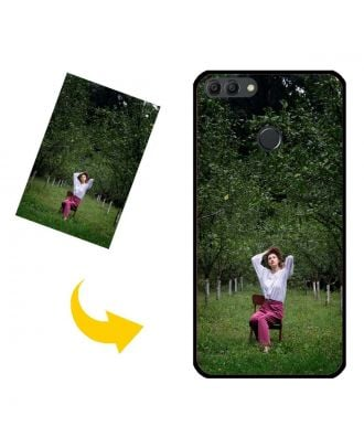 Personalized HUAWEI Enjoy 8 plus Phone Case with Your Own Design, Photos, Texts, etc.