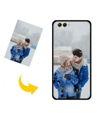Aangepaste HUAWEI Honor V10-telefoonhoes met uw foto's, teksten, ontwerp, enz.