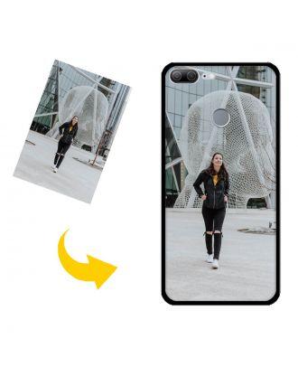 Gepersonaliseerd HUAWEI Honor 9 Youth Edition-telefoonhoesje met uw eigen foto's, teksten, ontwerp, enz.