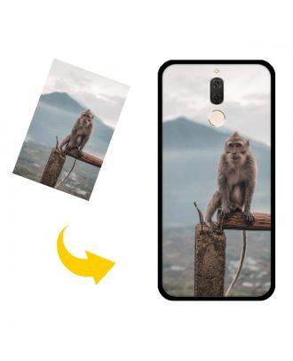 Op maat gemaakte HUAWEI Mate 10 Lite / Maimang 6 telefoonhoes met uw eigen ontwerp, foto's, teksten, enz.