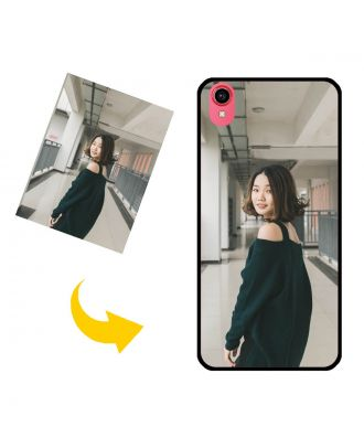 Custom Vivo Y91 Phone Case with Your Own Design, Photos, Texts, etc.