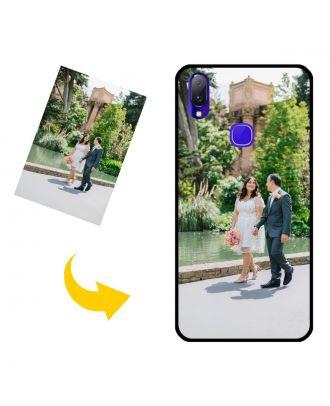 Capa de telefone personalizada do Vivo V11i / Z3 com suas fotos, textos, design, etc.