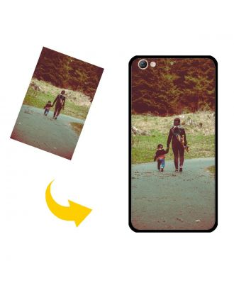 Personalized Vivo X 9S Plus Phone Case with Your Photos, Texts, Design, etc.
