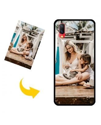 Personalized Vivo NEX-S Phone Case with Your Own Design, Photos, Texts, etc.