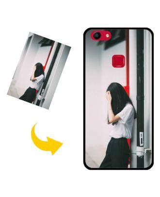 Custom Vivo Y75 / V7 Phone Case with Your Own Design, Photos, Texts, etc.